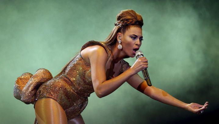 Beyoncé bei Gaddafi: Geld vom Despoten