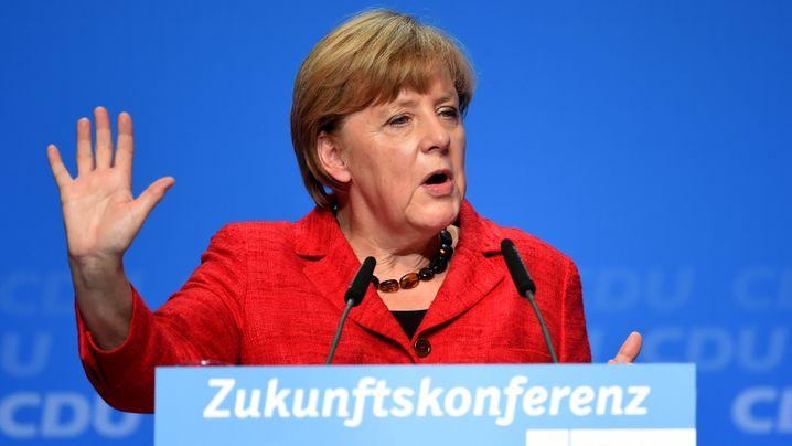 """Merkel in Wuppertal: """"Zu dem stehen, was wir sonntags sagen"""""""