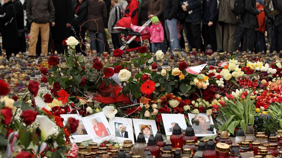 Polen nach der Katastrophe: Die gelähmte Nation