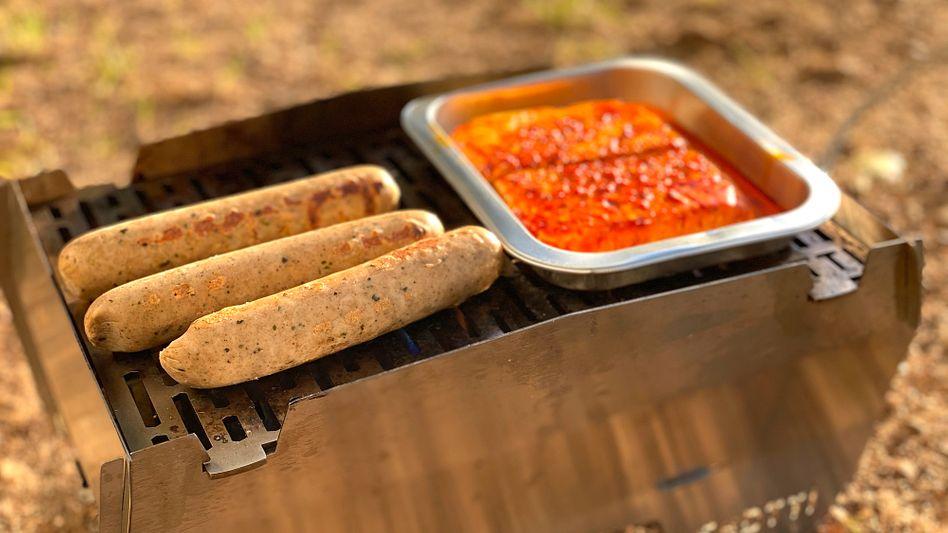 Barbecue en Miniature