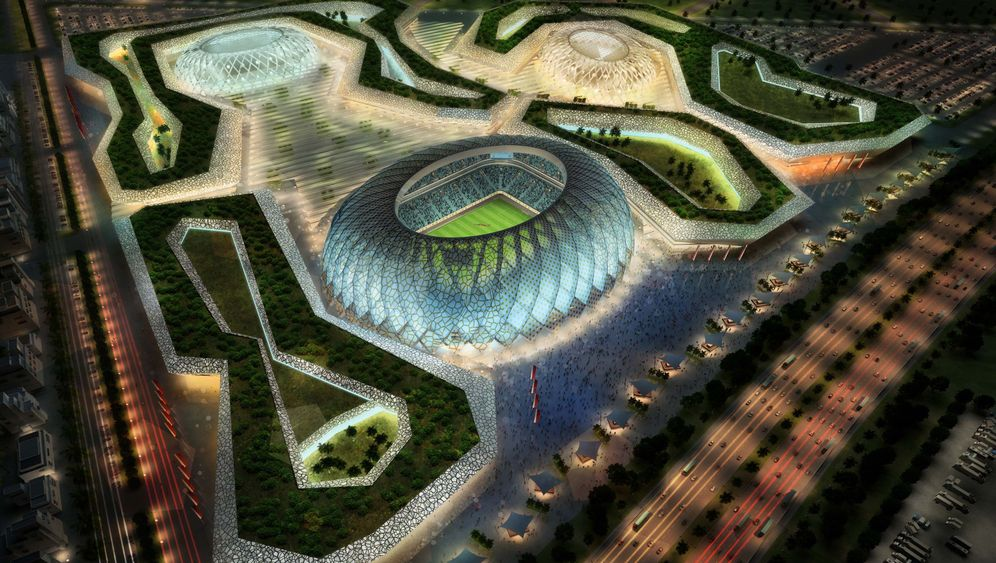 Photo Gallery: Plans for the 2022 World Cup in Qatar