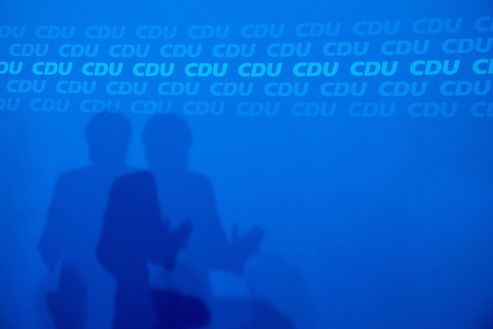 CDU/ Logo/ Wand