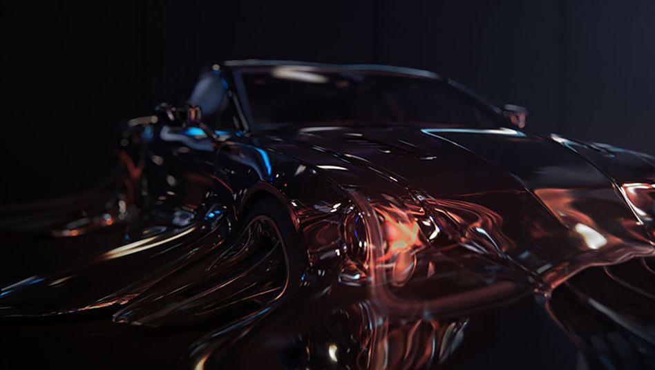 In einem Werbespot des Fahrradherstellers VanMoof schmilzt unter anderem ein Auto. Nun wurde der Spot in Frankreich verboten