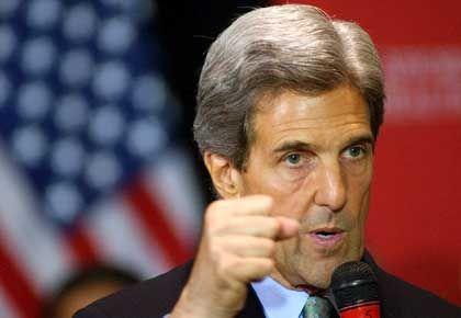 John Kerry: Vier-Punkte-Plan für den Frieden