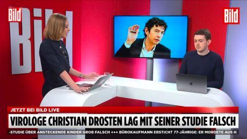 """Bild TV""-Screenshot"