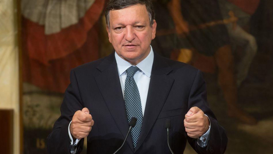 Barroso: Teufelskreis von Bankenrettung und Staatsverschuldung durchbrechen