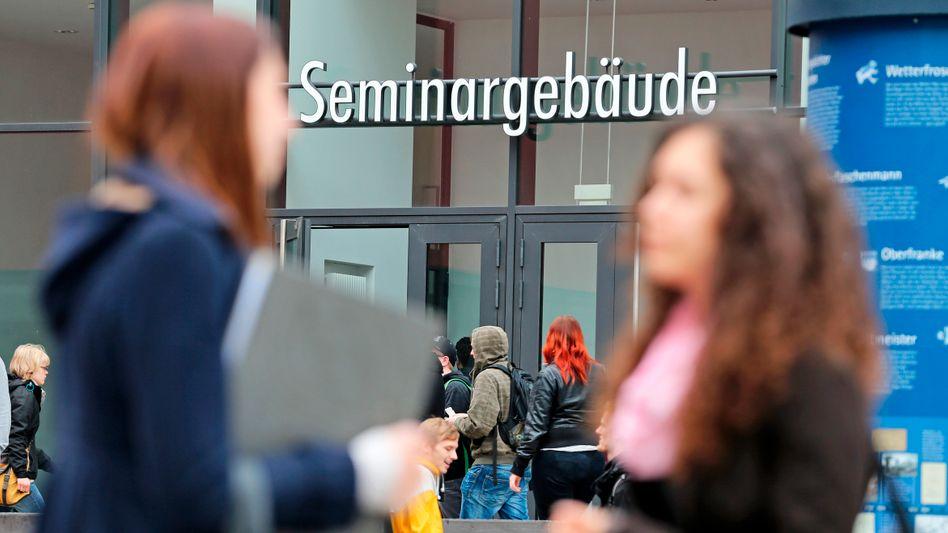 Studenten in Leipzig: 58 Prozent der Akademiker haben Akademikereltern