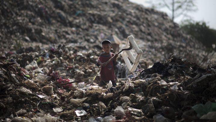 Weltbevölkerung: Wie sieben Milliarden Menschen satt werden