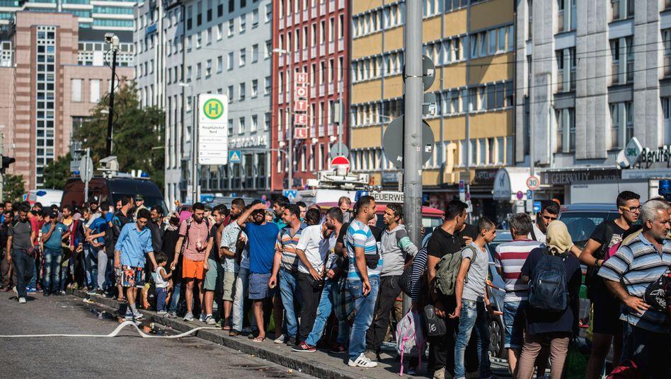 """Flüchtlinge in München: """"Gerechtere Verteilung"""""""