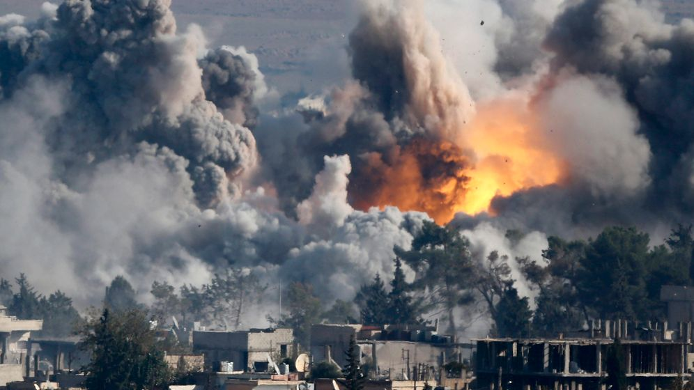 "Fotostrecke: Krieg gegen den ""Islamischen Staat"""