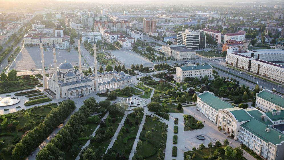Städtetrip nach Grosny: Auferstanden aus Ruinen
