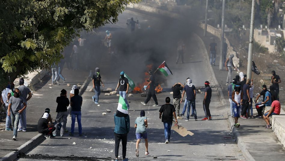 Nahost: Angst vorderdritten Intifada