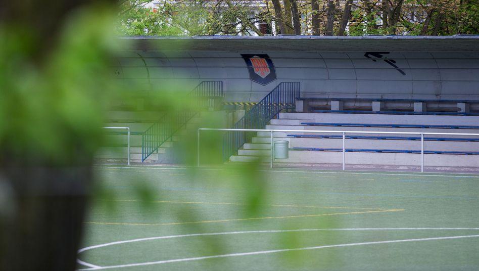 Platz des BV Altenessen: Keine Meisterfeier geplant