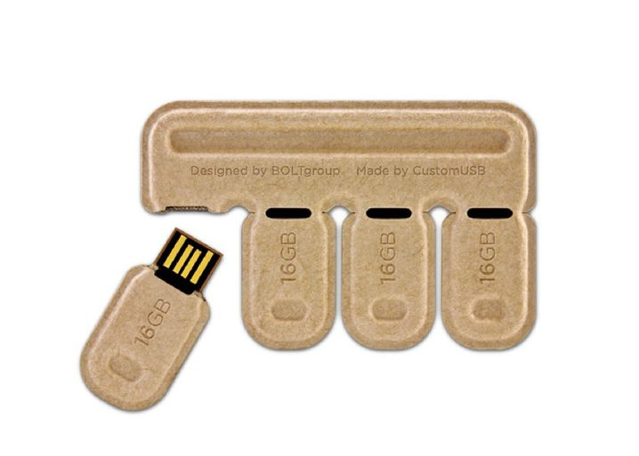 Gigs2Go: USB-Sticks im Vorbeigehen