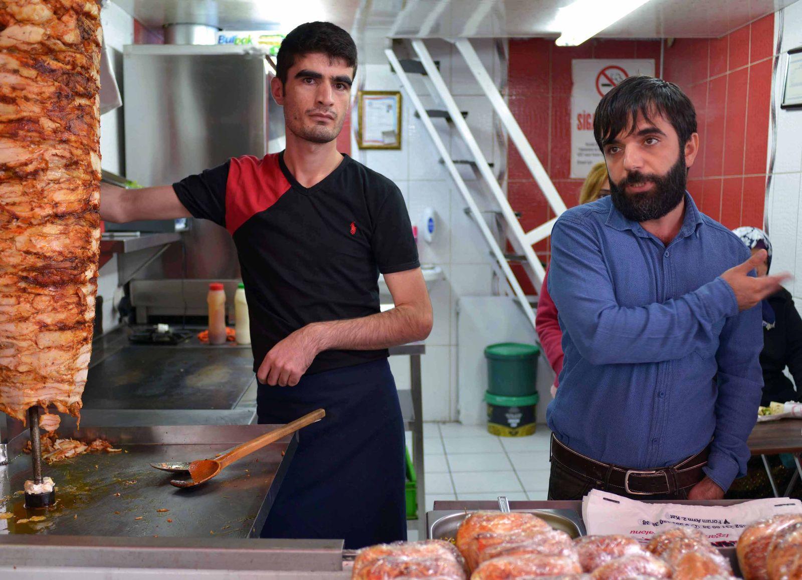 EINMALIGE VERWENDUNG Türkei Kayseri/