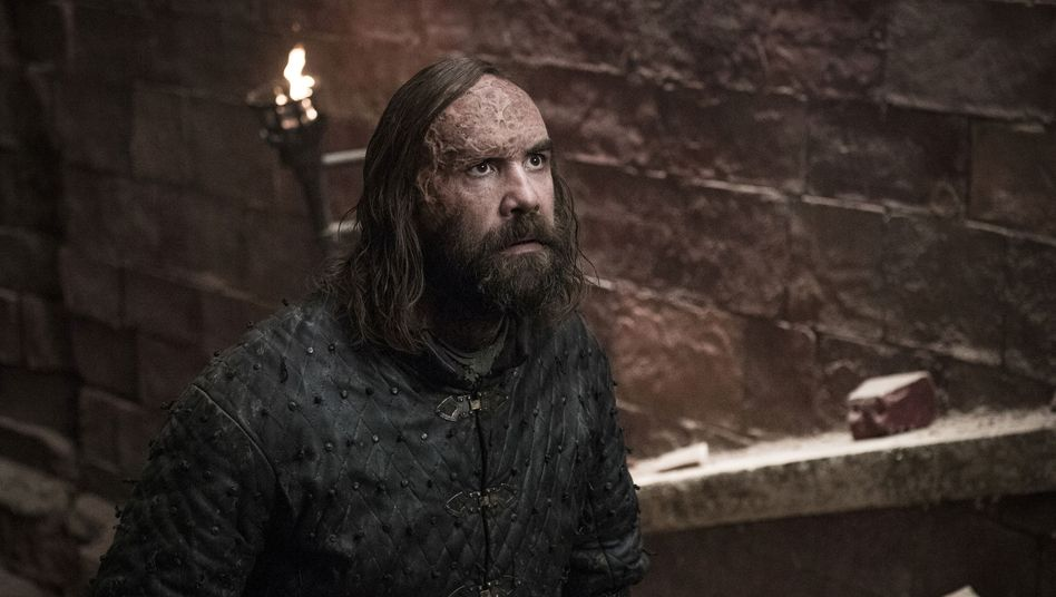 """The Hound"" Sandor Clegane (Rory McCann): Ach, Sandor"