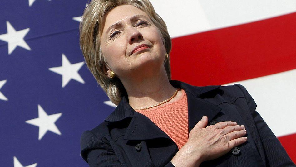 Kandidatin Clinton: Frischer Wind mit Daten-Nerd