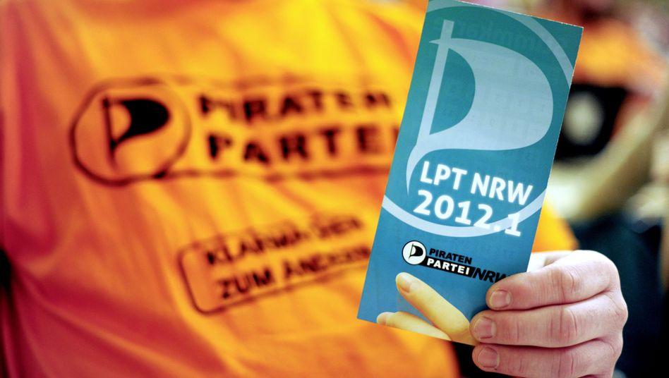 Pirat in Nordrhein-Westfalen: Domainposse in Ratingen