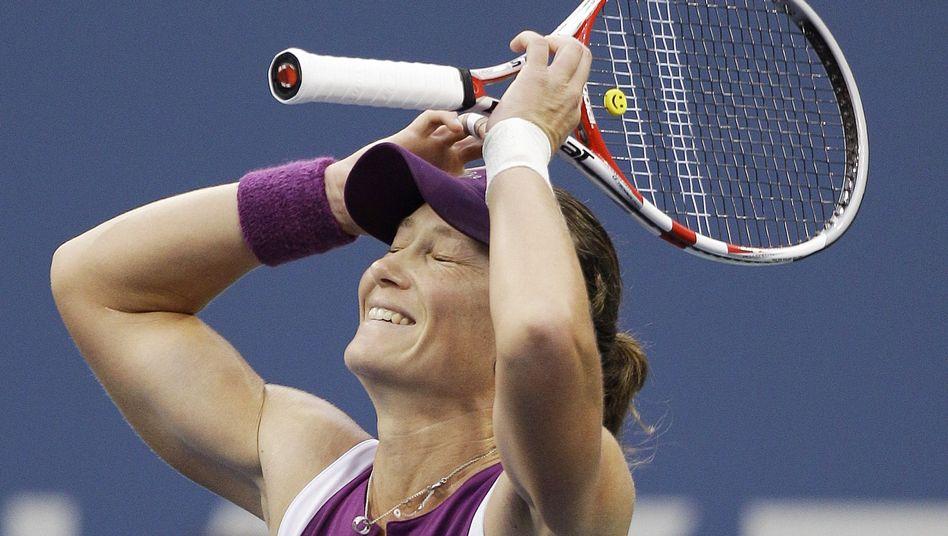 Tennis-Profi Stosur: Erster Titelgewinn bei einem Grand-Slam-Turnier