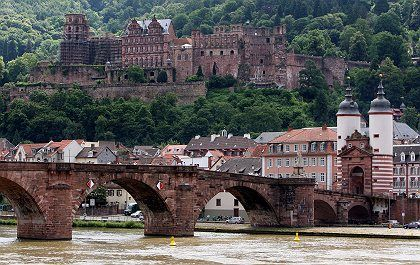 Heidelberg may be pretty, but in the eyes of UNESCO the university city is apparently not pretty enough.