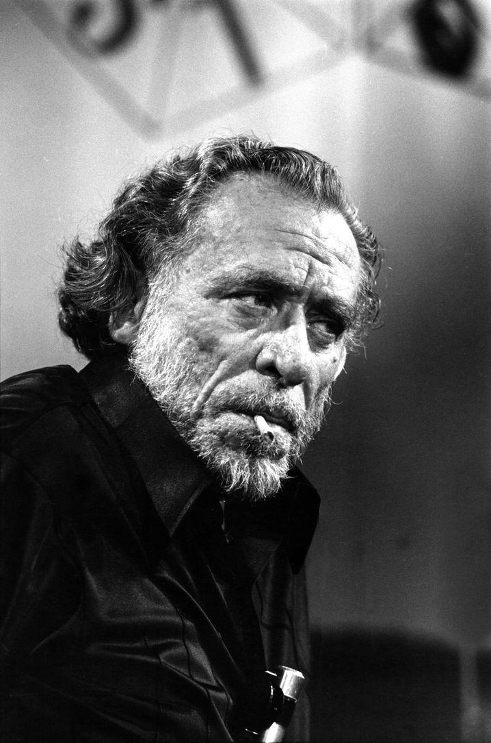 Poet Bukowski 1978: Naturalistische, oft obszöne Sprache