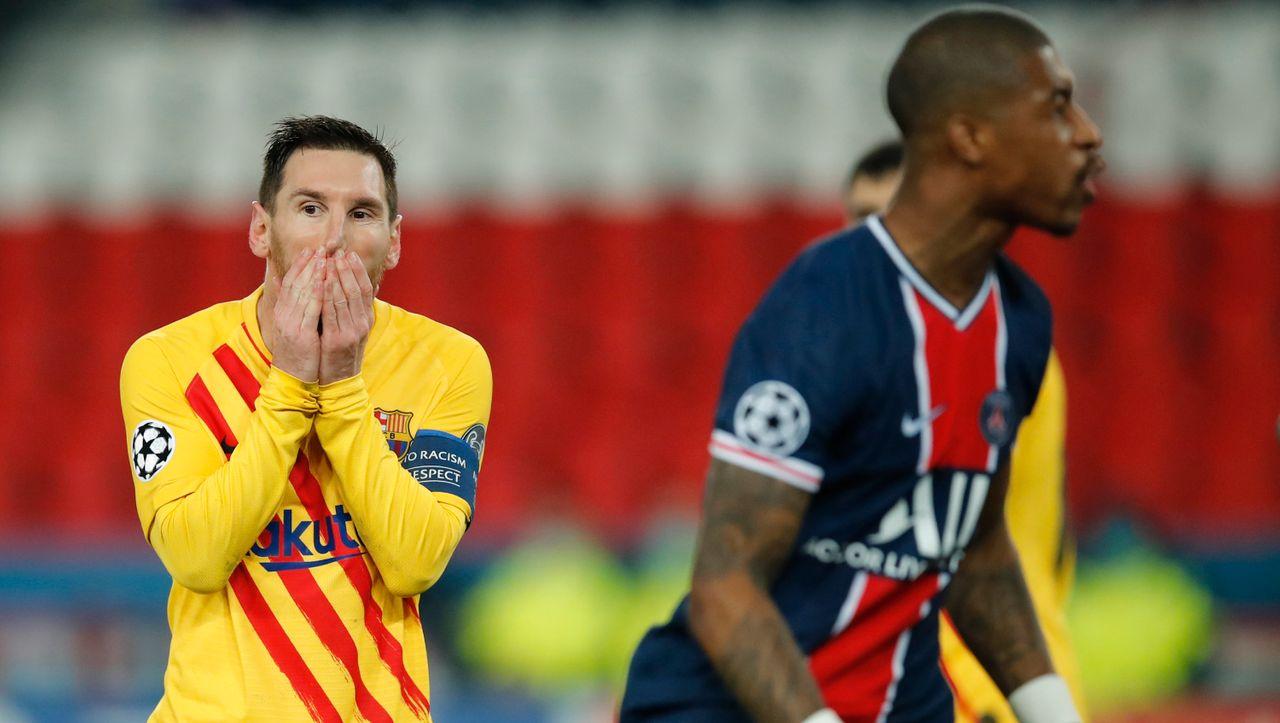 Barcelonas Aus in der Champions League: Elf Meter vom möglichen Wunder entfernt - DER SPIEGEL