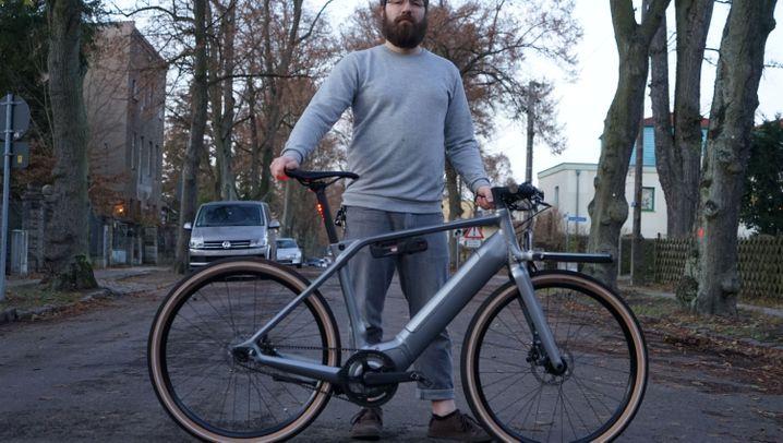 Singlespeed-Rad Oskar: Ein Gang, viel Spaß