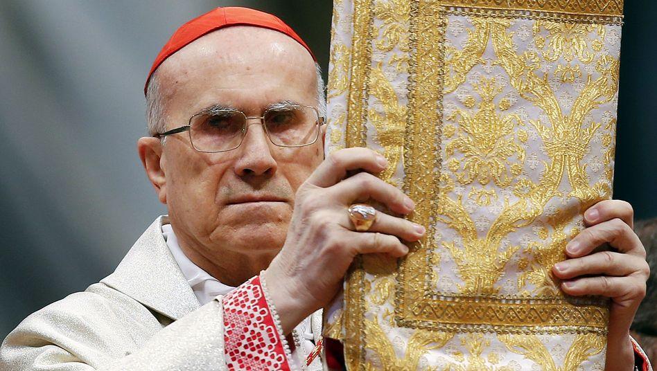 Kardinal Tarcisio Bertone (Archiv)