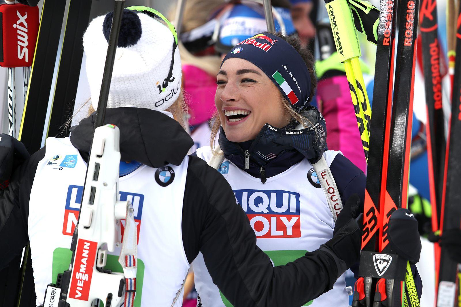 IBU World Championships Biathlon Antholz-Anterselva - Mixed Relay