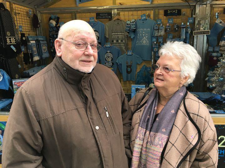 Dave und Sue Wallace