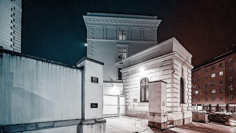 BVT-Zentrale in Wien: Bedingt leistungsfähig und wenig zuverlässig