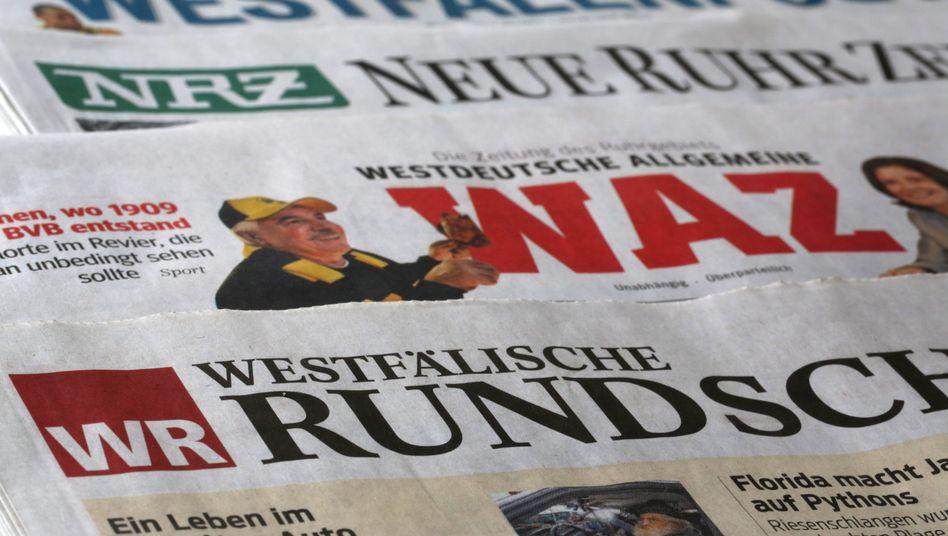 """""""Westfälische Rundschau"""" und andere Blätter der WAZ-Gruppe: """"Wissen, dass das hart ist"""""""