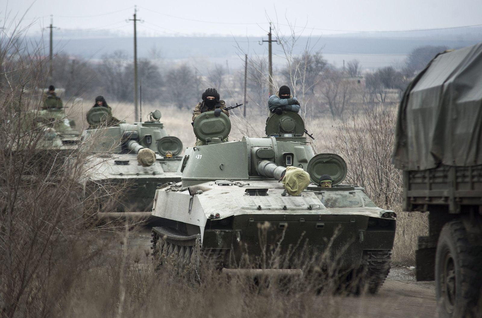 Ukraine/ Separatisten