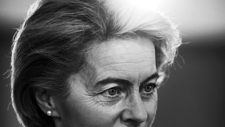 """Kabinettsmitglied von der Leyen: """"Der schwerste Moment für mich"""""""