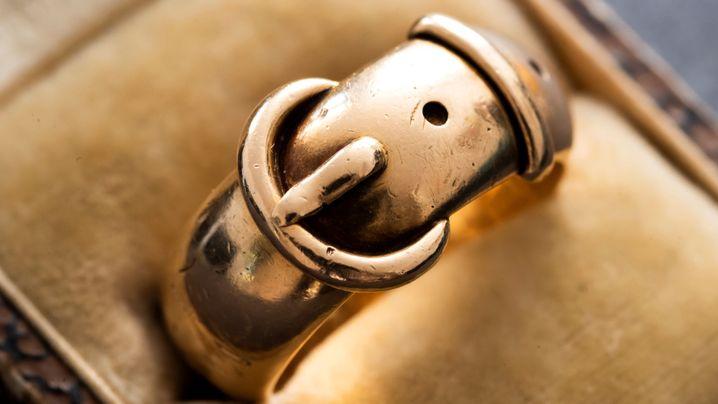 Oscar-Wilde-Ring: Der Coup des Detektivs Brand