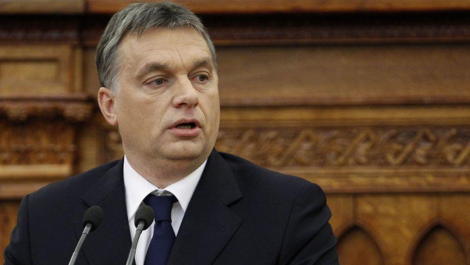 Premier Viktor Orbán: Vertrauten János Áder als Staatschef vorgeschlagen