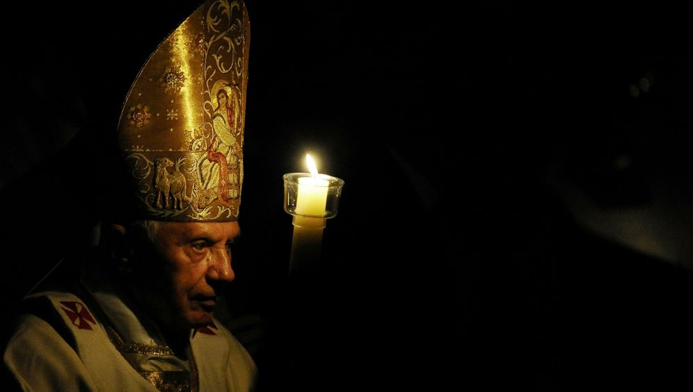 Photo Gallery: The Catholic Church Seeks a Leader