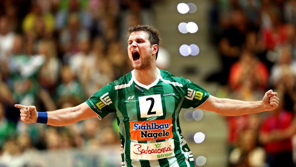 Handball-Profi Kraus: Zurück im DHB-Kader