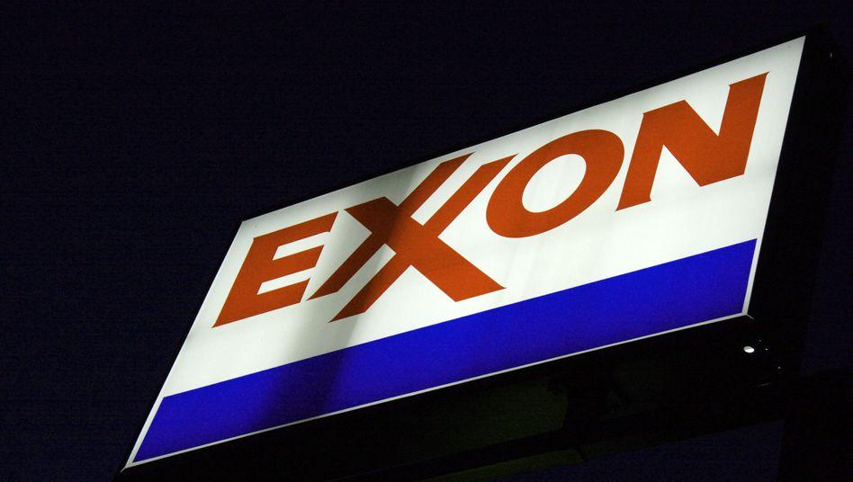 Der Energiekonzern ExxonMobil gehört ab September nicht mehr zu den 30 Unternehmen im Dow-Jones-Index