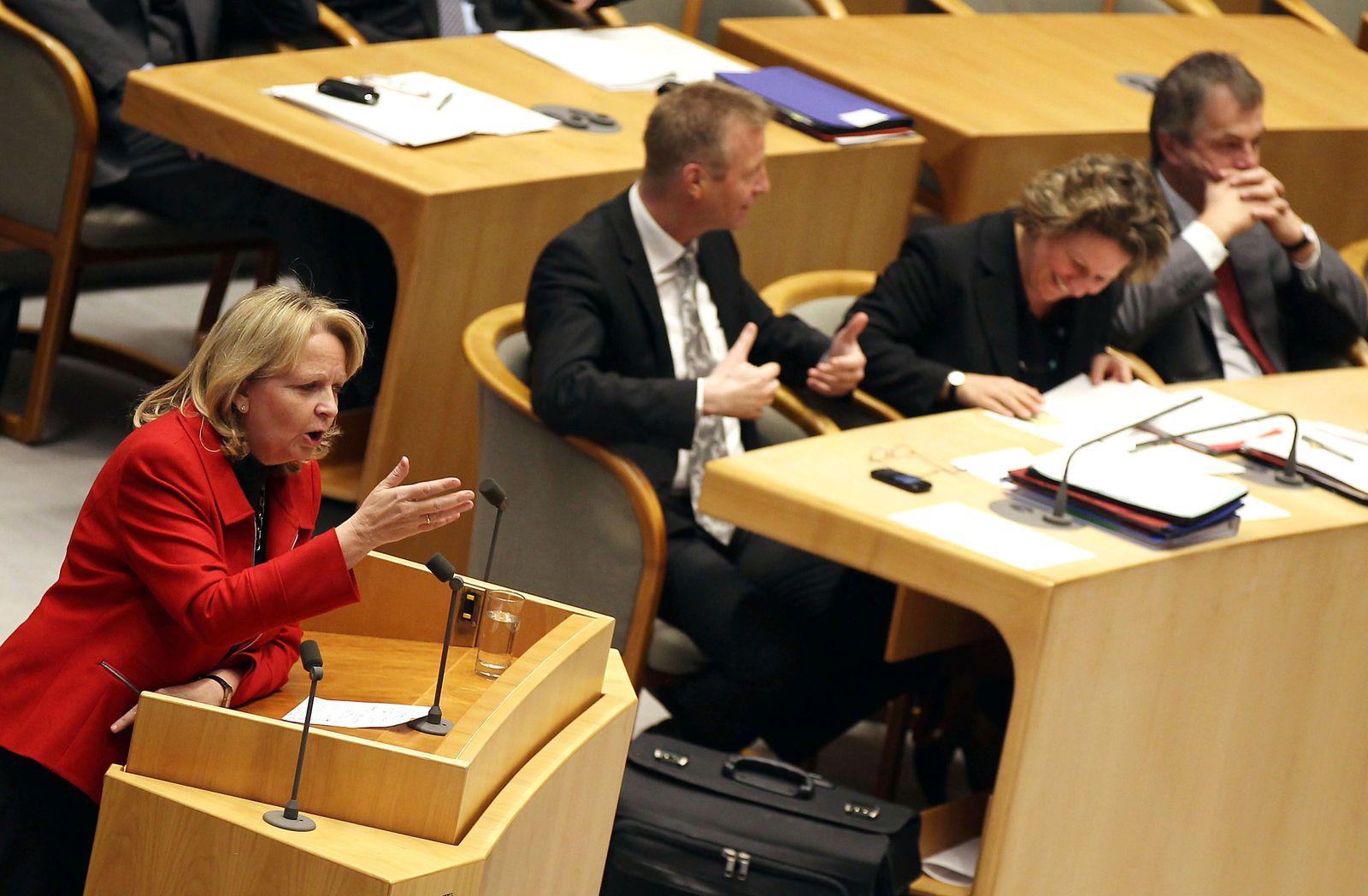 Landtag NRW - Hannelore Kraft