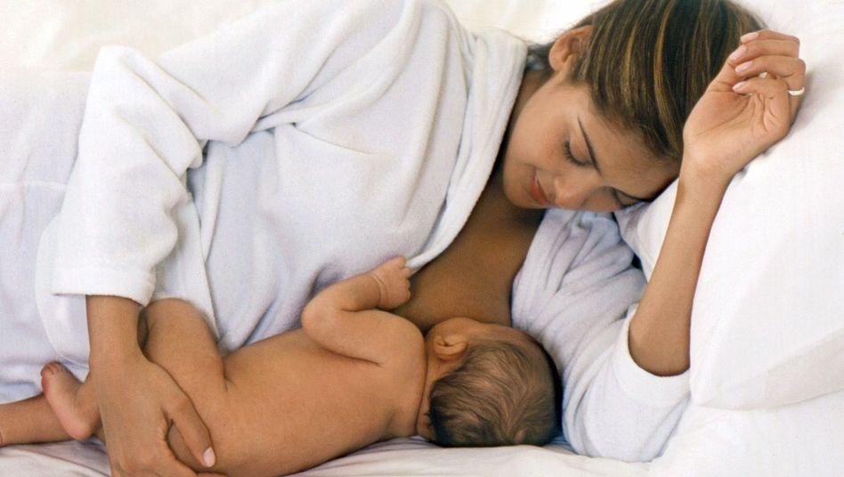 Stillzeit: Gut für Kind und Mutter