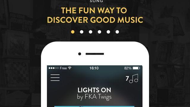 """App """"The Best Song"""": Spielerisch neue Musik entdecken"""