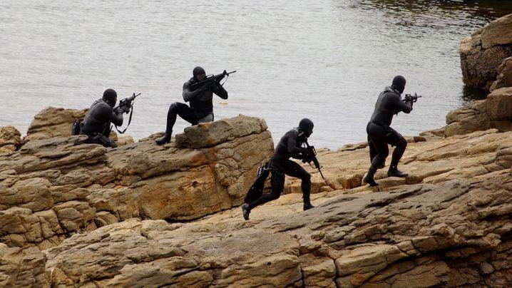 Navy Seals: Harte Kämpfer