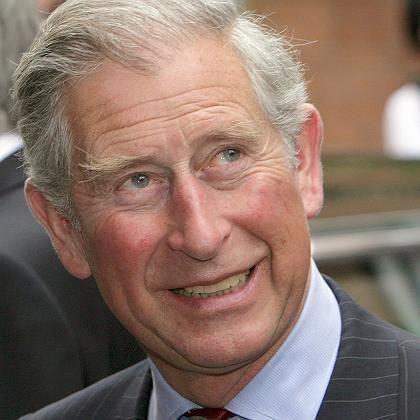 Engagierter Umweltschützer: Der britische Thronfolger Prinz Charles