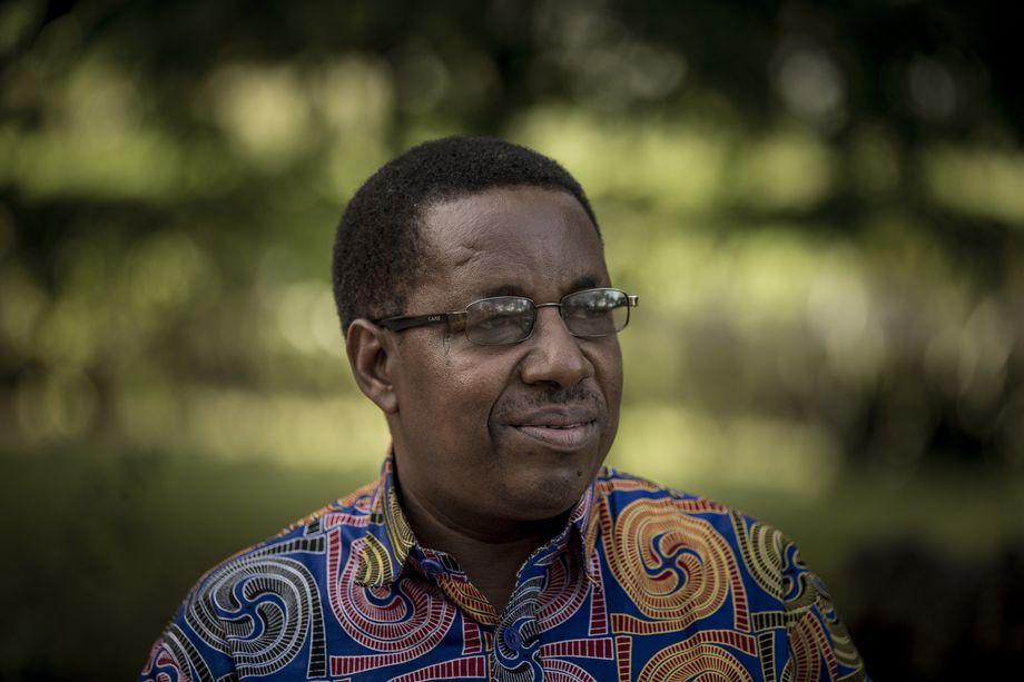 Gerson Nyadzi leitete das Programm in Mbola