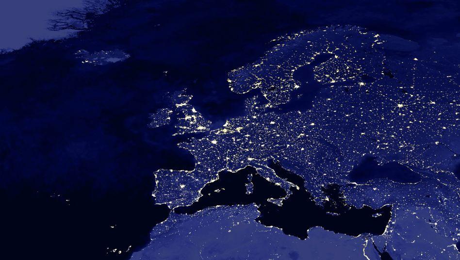 The European Union won the Nobel Peace Prize on Friday.