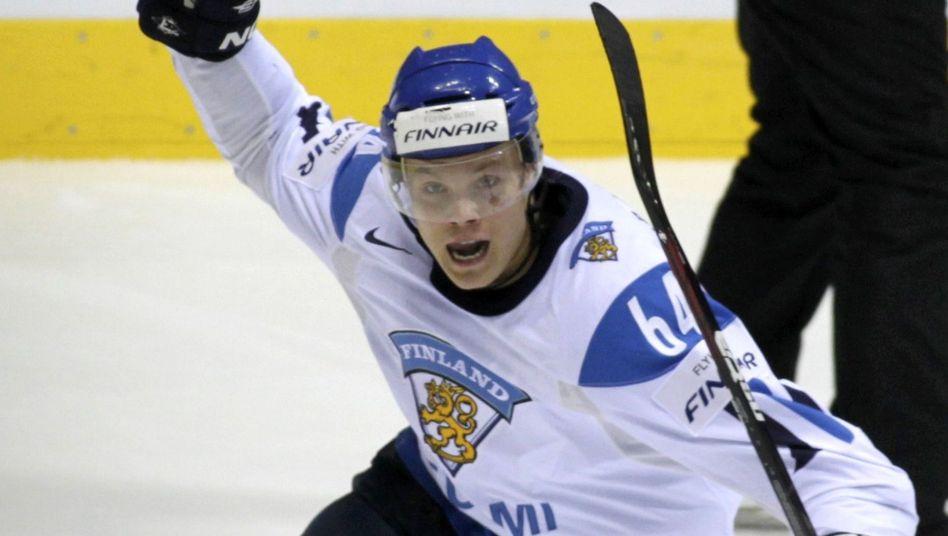 Mikael Granlund: Traumtor für die Finnen