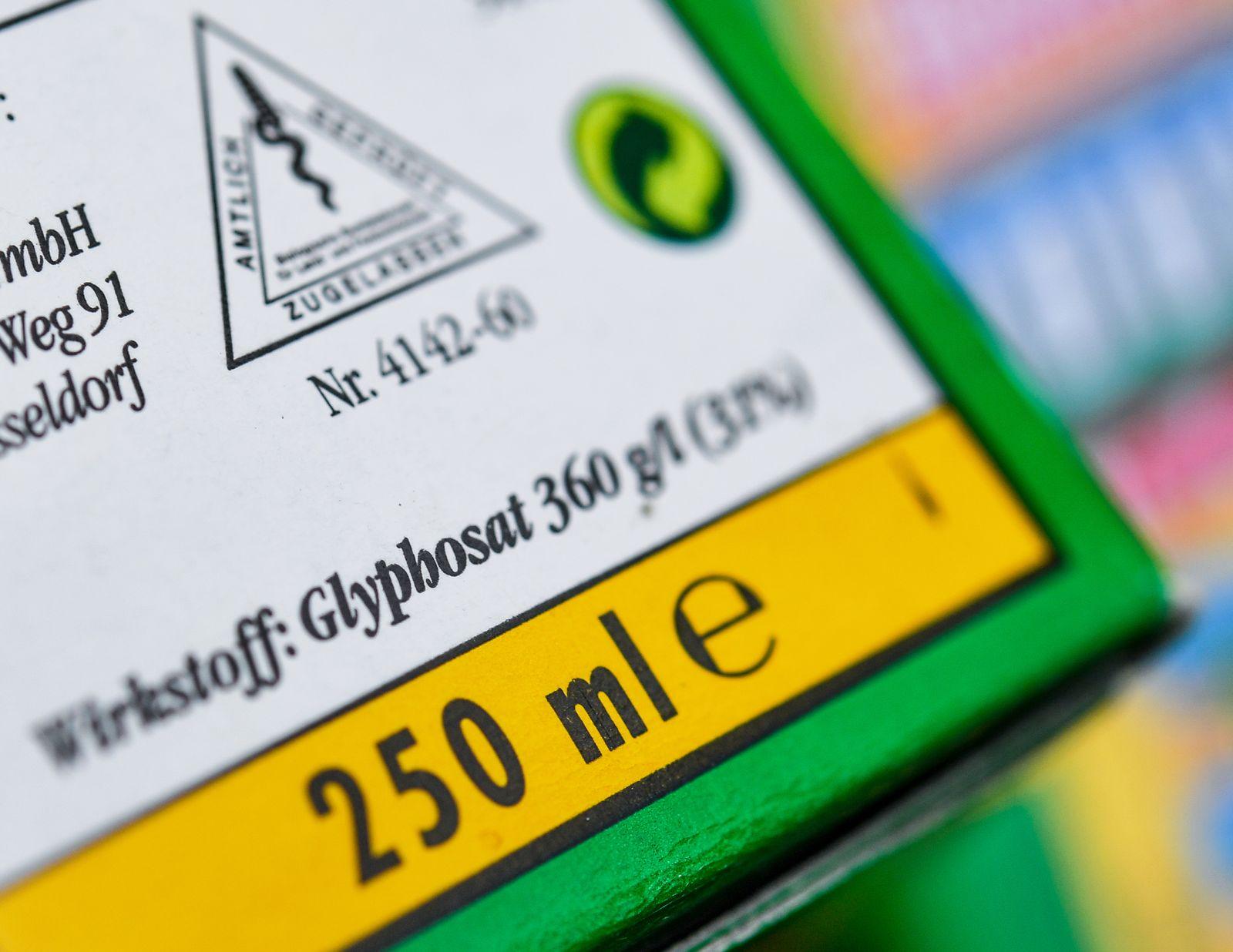 Glyphosat / Symbol