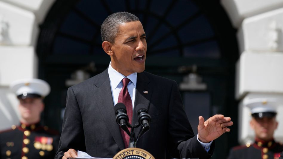 """US-Präsident Obama: Aktionen in Pakistan der """"richtige Ansatz"""""""