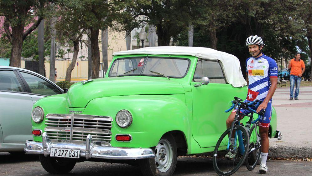 Extremsportler Jacob Zurl: 1450 Kilometer mit dem Rad durch Kuba